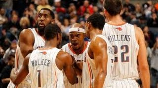 Charlotte Bobcats Top 10 Plays of the 2012 Season