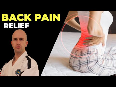 Exercises to Relieve Sciatic Nerve Pain and Lower Back Pain ...