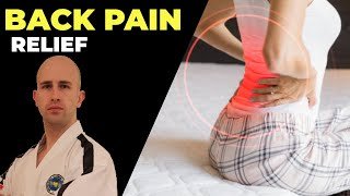 Exercises to Relieve Sciatic Nerve Pain and Lower Back Pain #Sciatica  #painrelief #backpain