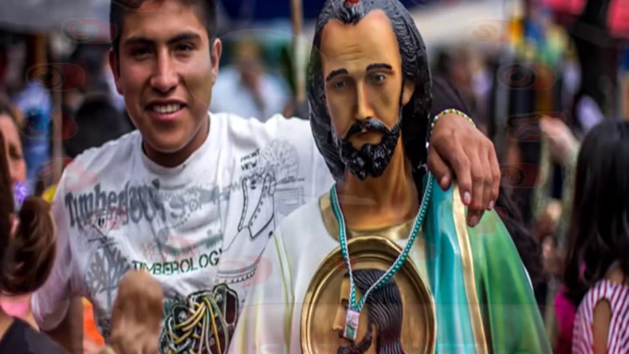 San Judas Tadeo Vs Jesus Malverde Quien Es Mas Grande Youtube