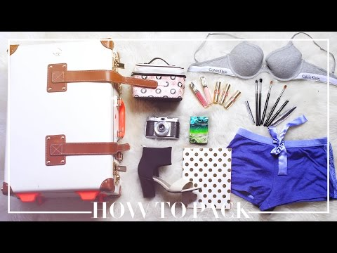 How To Pack Like A Pro ✈{Stopmotion Film}