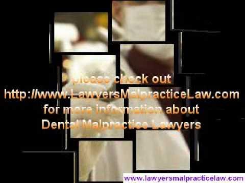 Paraplegia, Dental Malpractice Lawyers