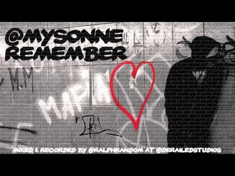Mysonne - Remember - New Hip Hop Song - Rap Video