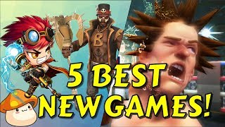 5 NEW Android & iOS Mobile Games of the Week | TL;DR Reviews #13