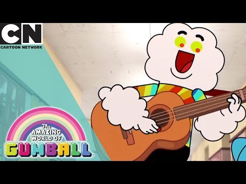 The Amazing World of Gumball | Life + Take My Advice Sing Along | 2 in 1 | Cartoon Network UK