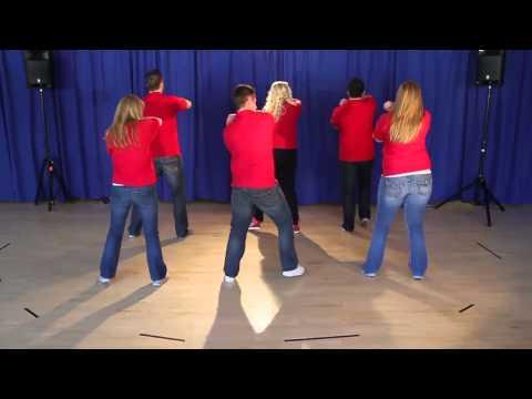 2013 - EFY - Peanut Butter & Jelly Dance