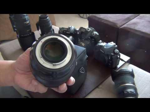 Sigma 85mm F1.4 DG Art Lens Unboxing & Test Shots