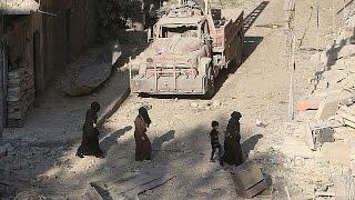 Suriye Jetleri Ilk Kez YPG'yi Hedef Aldı