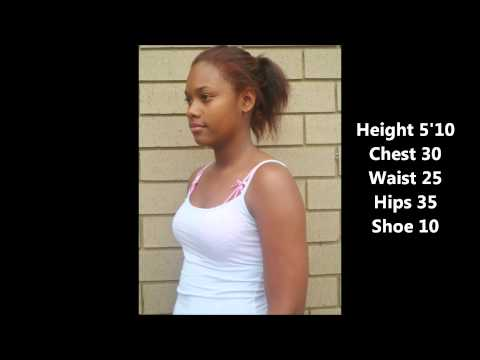 Modeling: North Augusta High School Ones to Watch