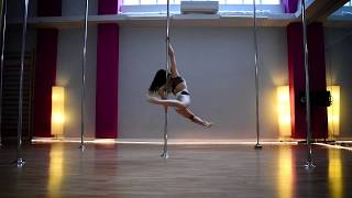 Скачать Pole Art Routine 134 Level 4 Imagine Dragons Natural