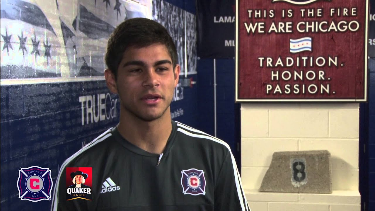 Collin Fernandez Get To Know Collin Fernandez Presented by Quaker YouTube