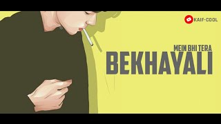 Bekhayali song | Kabir Singh | Sahid Kapoor | Bekhayali new song whatsapp status lyrics video 2019