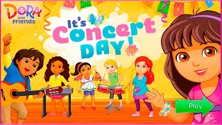 DORA A AVENTUREIRA E SEUS AMIGOS DIA DE CONCERTO DORA AND FRIENDS ITS CONCERT DAY NICKJR NICKELODEON