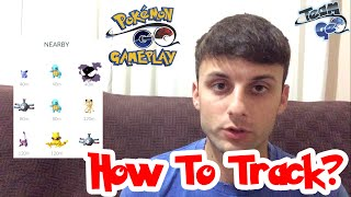How To Track Nearby Pokemon Go