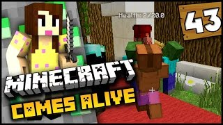 SHE WAS KILLED! - Minecraft Comes Alive 2 - EP 43