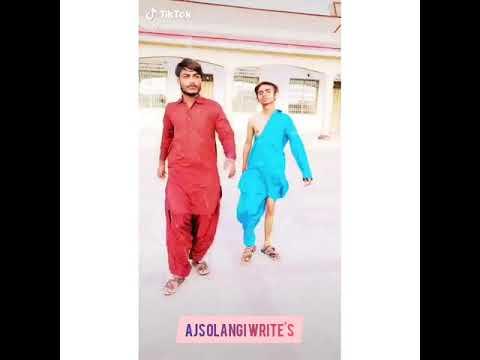 Mr Ajeeb Sindhi funny Tik Tok New