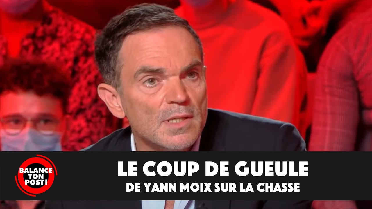 """Replay TPMP : Yann Moix s'exprime sur la chasse : """"Les animaux ne sont plus des bêtes, ils ont des droits"""""""