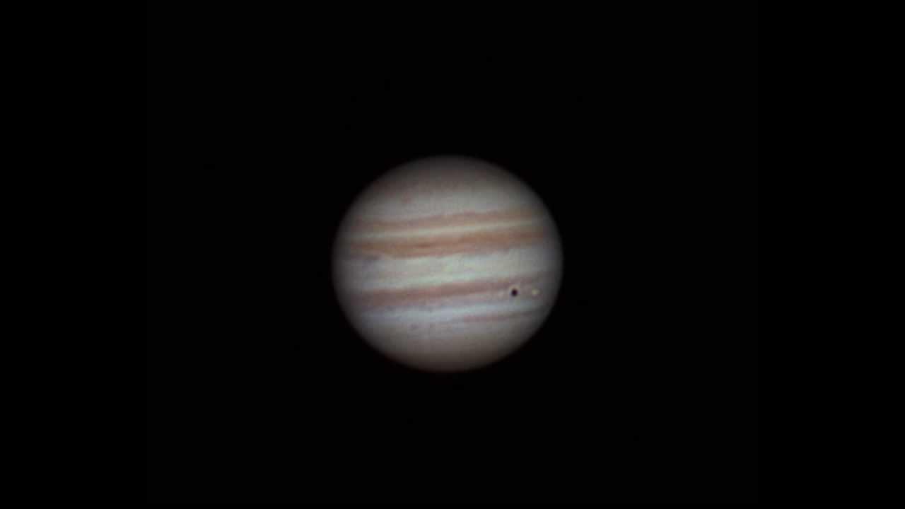 Sky Watcher 120 Ed Jupiter Transit De Io Le 11 D 233 Cembre