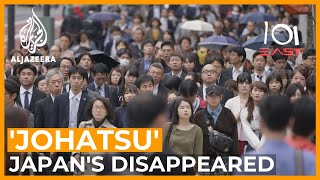 Japan's Evaporated People | 101 East
