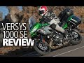 Kawasaki Versys 1000 SE review (2019) | Best sports tourer vs S1000XR?