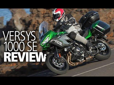 Kawasaki Versys 1000 SE Review (2019)   Full Road Test