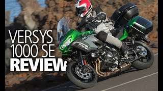 Kawasaki Versys 1000 SE review (2019) | Best sports tourer vs S1000XR?