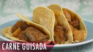 How to make Carne Guisada: Easy Recipe.