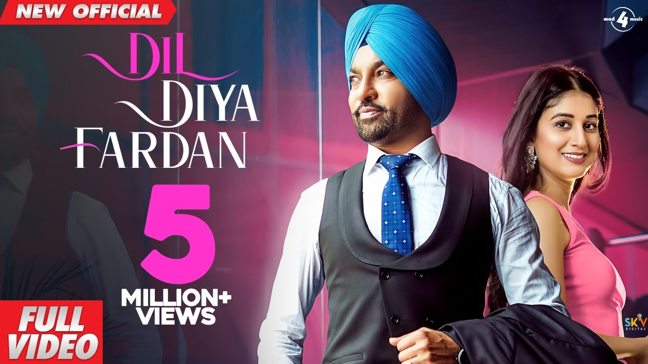 Dil Diya Fardan (Full Video) | Harjit Harman | Mix Singh | Mad 4 Music | New Punjabi Song 2020 MyTub