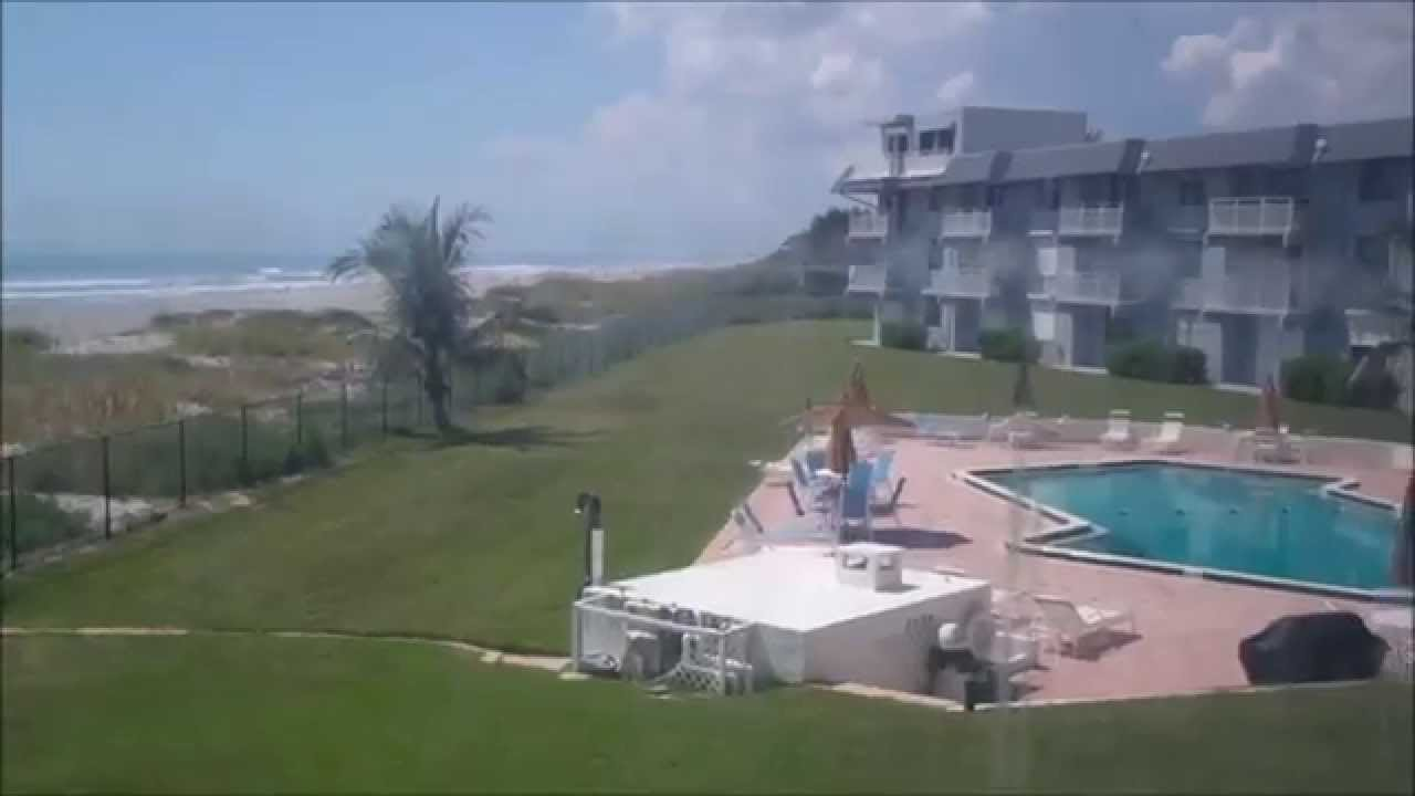 2101 S Atlantic 201 Cocoa Beach Fl 32931 Marko Villas Condo For