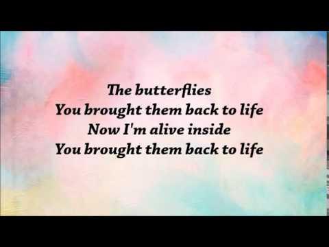 Alex G - Butterflies (lyrics)