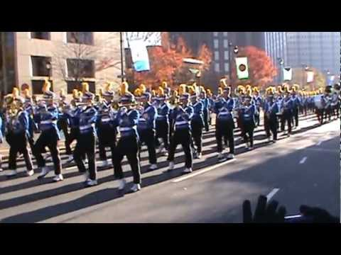 Gahanna Lincoln High School - Philadelphia Thanksgiving Day Parade November 22, 2012