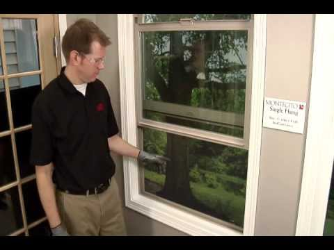 How To Remove A Window Screen Youtube