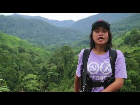 Young NPA Females in Arms - Duterte's worst Nightmare! (New People's Army, the Philippines)
