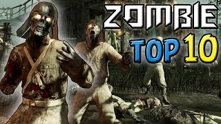 [ReUpload] TOP 10 Zombie #10 Epic Clips! - Black Ops 2 Zombie (ITA)