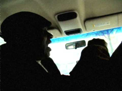 View From The Backseat of a Charlotte Taxi Cab