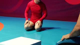 Спорт. Грепплинг. Чемпионат Азии-2018. Часть 4