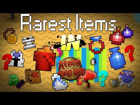 RAREST Items In RotMG