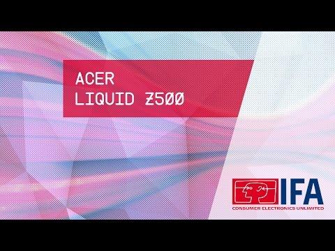 Acer Liquid Z500 anteprima IFA 2014 • Ridble
