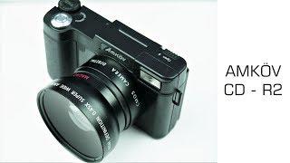 AMKÖV CD-R2 - 65€ China Systemkamera mit Wechselobjektiven- Review - Moschuss.de