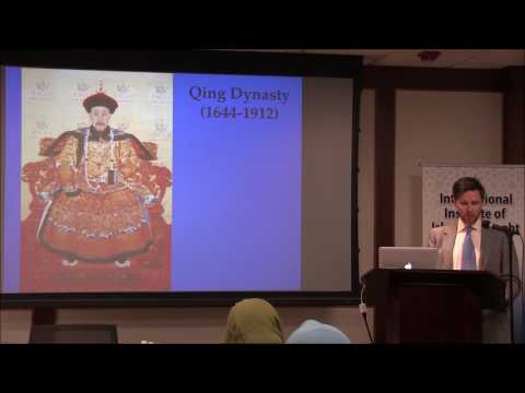 Dr. Jonathan Brown - Islam and the Problem of Slavery