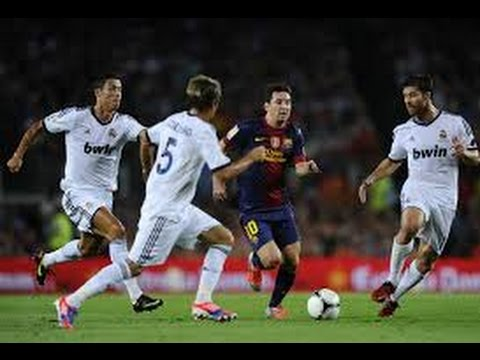 Download Lionel Messi Humiliating Real Madrid HD