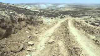 Аральское море (пересохший участок)(Экспедиция в Узбекистан, 2013 г. Видео к отчёту: http://dnd.fractalla.ru/travel/uzbekistan13/, 2014-03-20T15:58:43.000Z)