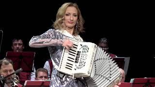 Балканская фантазия - Мария Селезнева и Концертный оркестр г Абакана