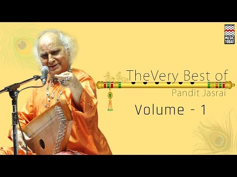 The Very Best Of Pandit Jasraj Vol I | Audio Jukebox | Vocal | Devotional