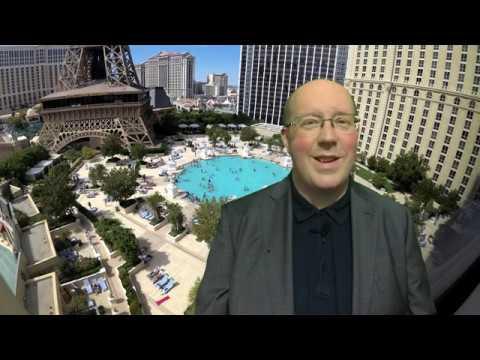 A Guest Room At Paris Las Vegas