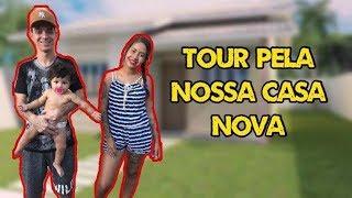 TOUR PELA NOSSA CASA NOVA! | Loving Couple