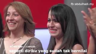 Berikan Kami Hak Kanak Kanak اعطونا الطفولة Malay subtitles