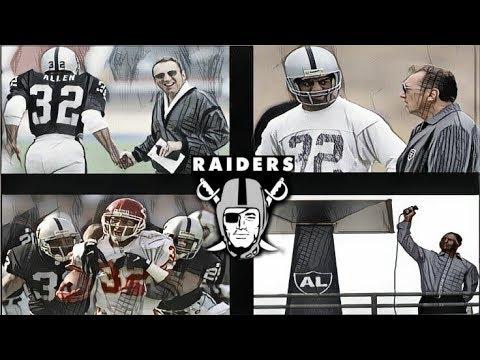 Marcus Allen | Al Davis | The Real Story