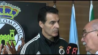 Manolo Ruiz en previa Marbella-Balona (12-02-16)