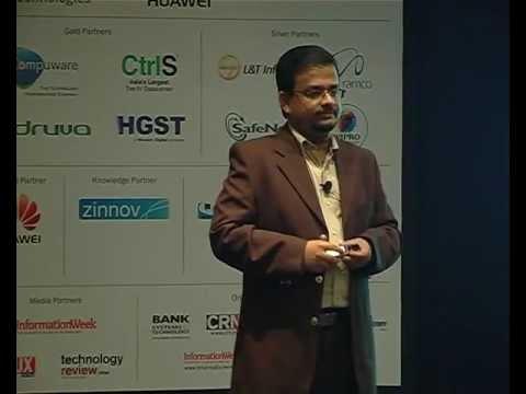 Dhiman Basu Ray, Senior Director & Global Practice Head - Cloud & SOA